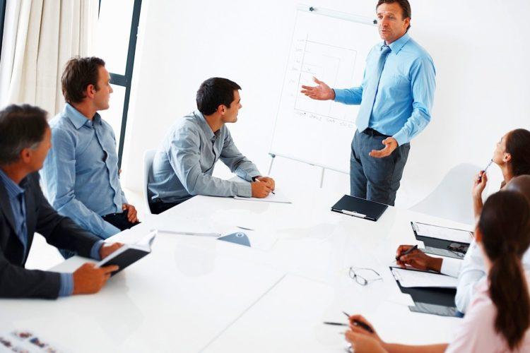 Как проводить совещания