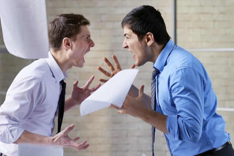 How to solve conflict situations at work